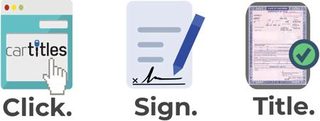 click sign title